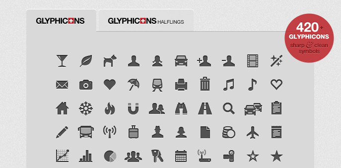 bootstrap-glyphicons