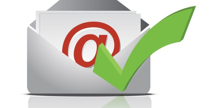 Walidacja adresu email