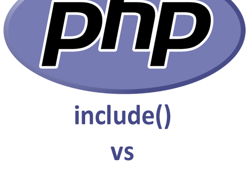PHP: include vs include_once