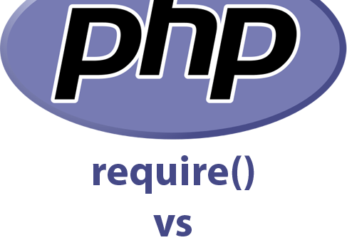 PHP: require vs include