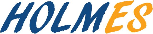 Logo katalogu nieruchomości Holmes