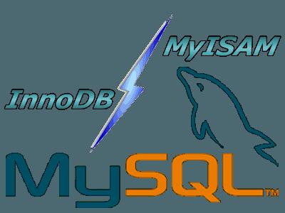 MySQL: InnoDB vs MyISAM