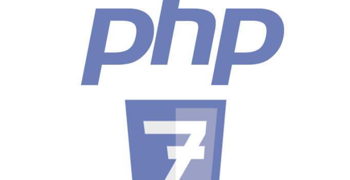 Logo PHP7