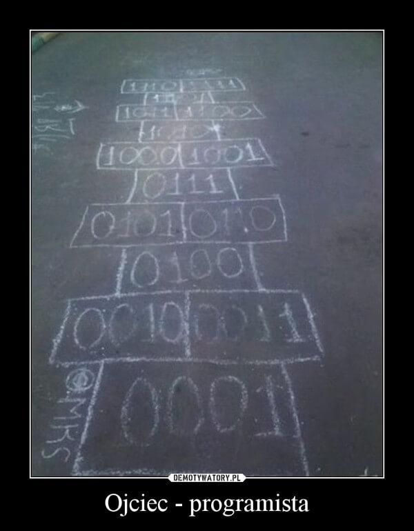 Ojciec programista