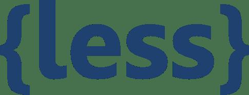 less logo